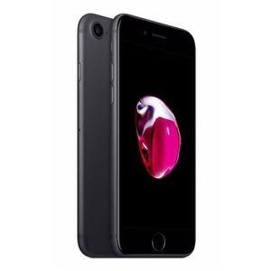SMARTPHONE RECOND. APPLE iPhone 7 noir 32Go Reconditionné