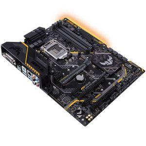 CARTE MÈRE Carte mère ASUS TUF Z370-PRO Gaming, Intel Z370 Ro