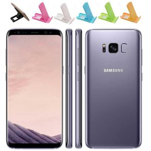 SMARTPHONE (Pourpre) 5.8'' Pour Samsung Galaxy S8 G950F 64GB