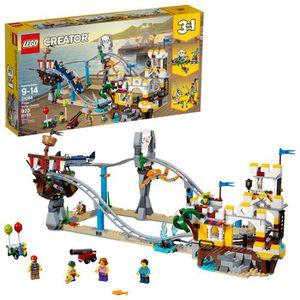 Lego 41130 Friends Parc d/'attractions montagnes russes Building Blocks Toy Figure 8-1
