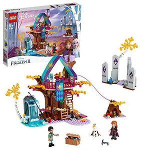 ASSEMBLAGE CONSTRUCTION LEGO®-Disney PrincessTM La cabane enchantée dans l
