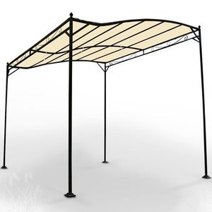 pergolas fer forge achat vente pergolas fer forge pas cher cdiscount. Black Bedroom Furniture Sets. Home Design Ideas