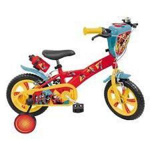 VÉLO ENFANT LES INDESTRUCTIBLES -  Vélo 10' - Garçon - Mixte -