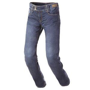 VETEMENT BAS Pantalon moto - Bering Pantalon LADY ELTON Bleu -