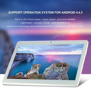 TABLETTE TACTILE 9.6 pouce Tablet PC 800x1280 3G Double carte SIM C