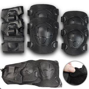 KIT PROTECTION Set de 6 protections pour skateboard/rollers - L