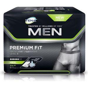 FUITES URINAIRES TENA MEN Premium Fit Medium - Protection urinaire
