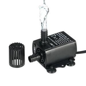 FONTAINE DE JARDIN Mini Pompe à Eau Brushless Ultra-silencieux DC12V