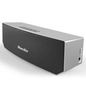 HAUT-PARLEUR - MICRO Bluedio BS-3 3D Haut-Parleur Bluetooth Sans Fil Po