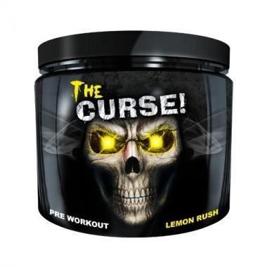 Cobra Labs The Curse 250g Lemon Rush