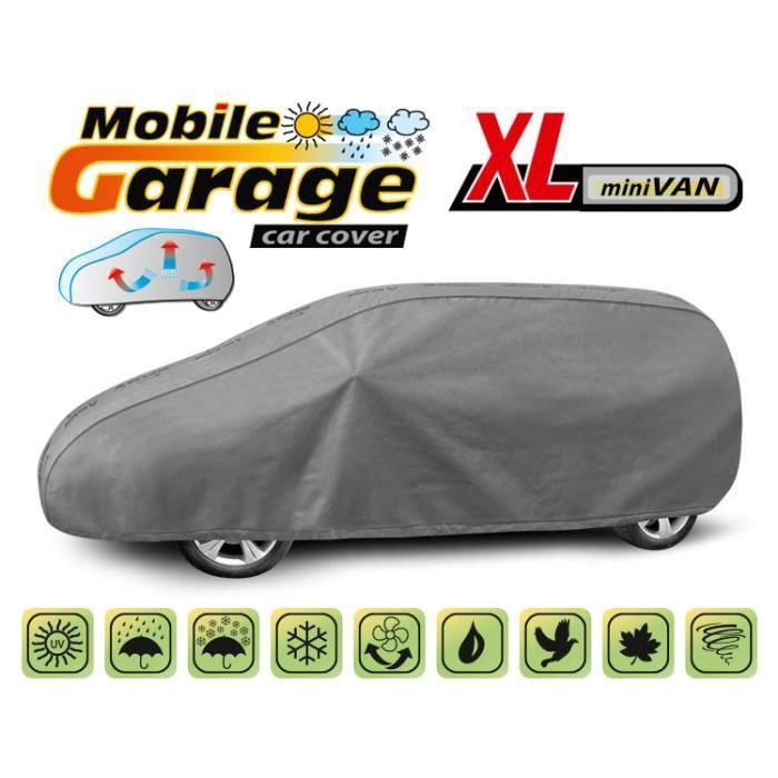 Bâche de protection Housse de protection voiture XL pour Seat Alhambra Imperméable Respirant