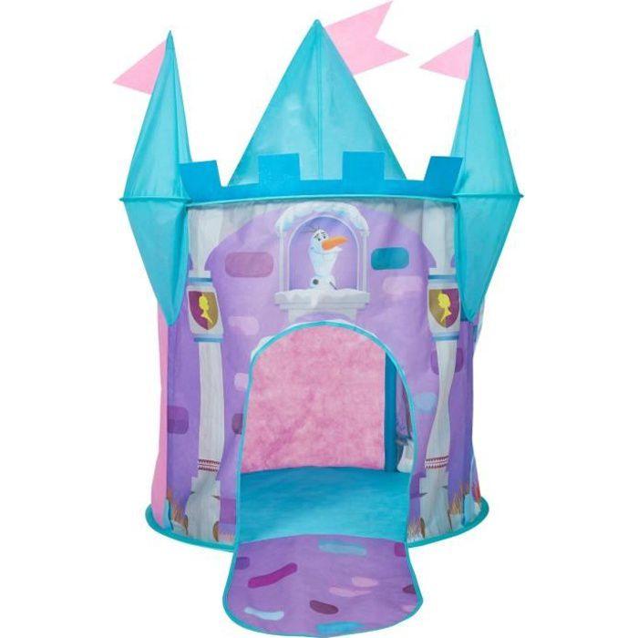 Disney La Reine des Neiges - Tente de jeu pop-up château