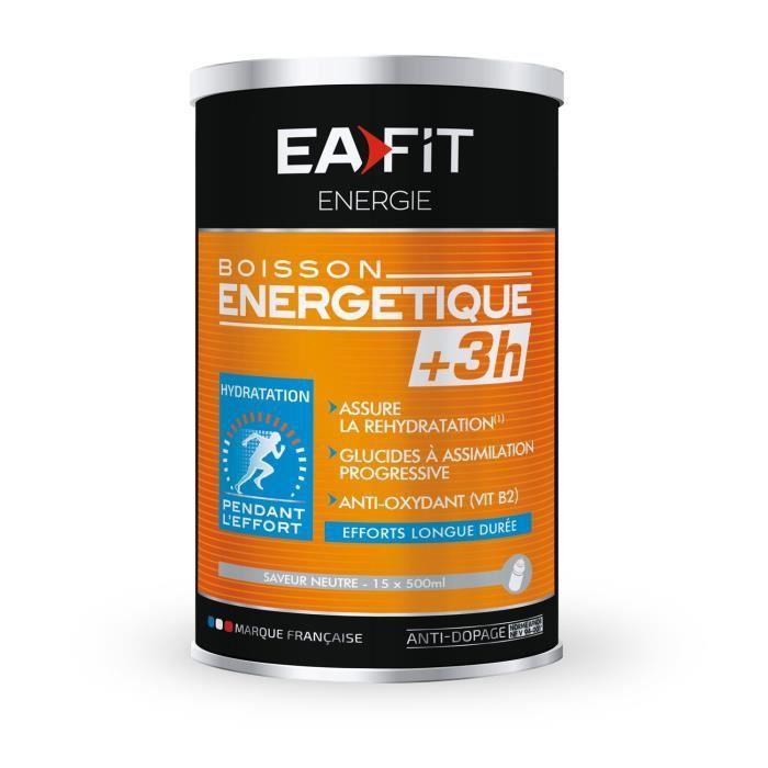 EAFIT Boisson énergétique +3H - Neut