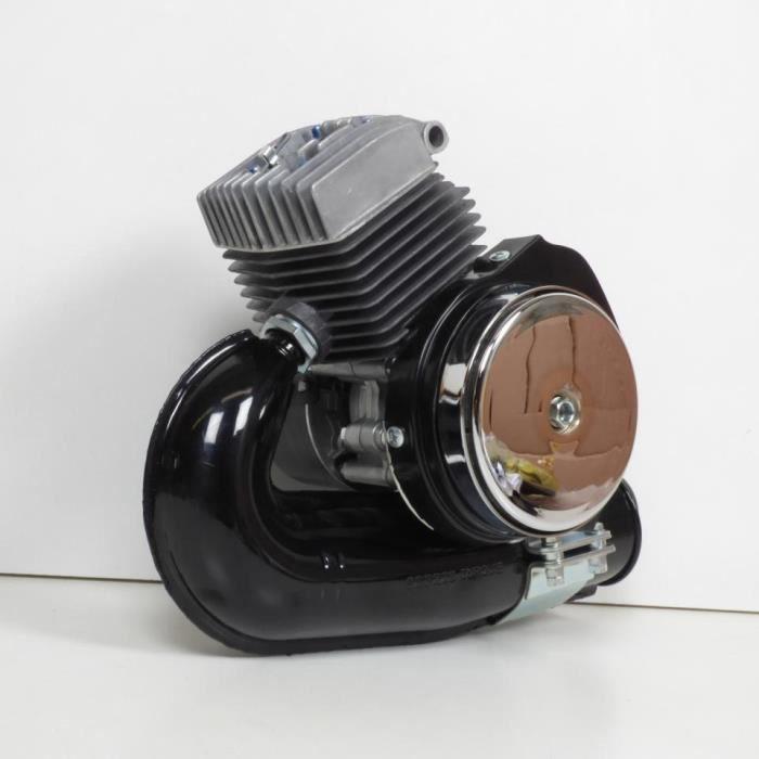 Bloc moteur Générique Mobylette MBK 50 51 AV10 - cart all noir MBK Neuf