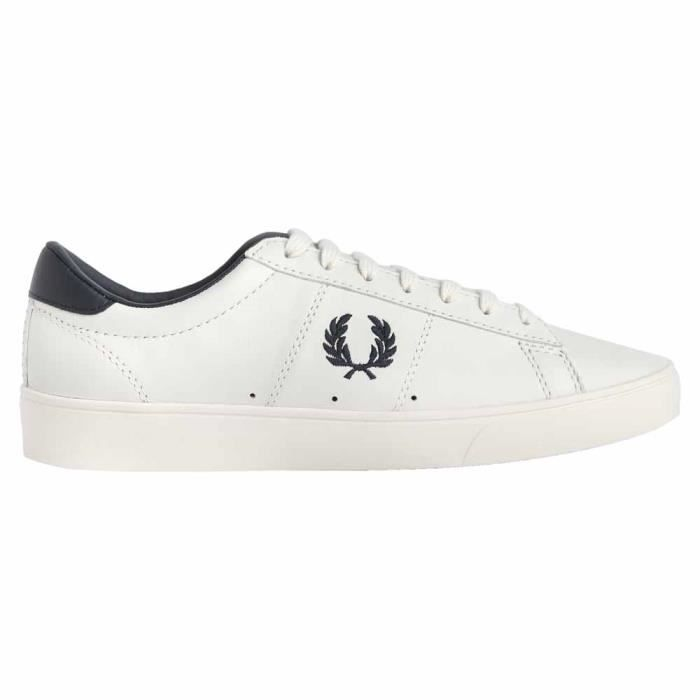 Chaussures homme Chaussures de tennis Fred Perry Spencer Leather
