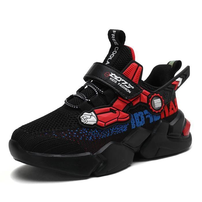 Baskets Enfant Garçons Fille Basket Chaussures De Course