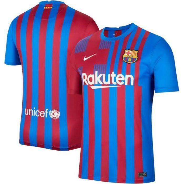 Nouveau Maillot de Foot Barcelones 2021 2022 Barcelonas Barcas Pas Cher pour Homme