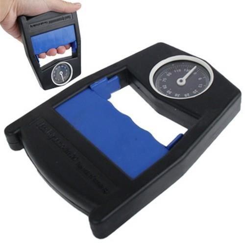 Dynamomètre - Mesure de poids et Force - Jusqu'à 130 kg - Couleur assortie
