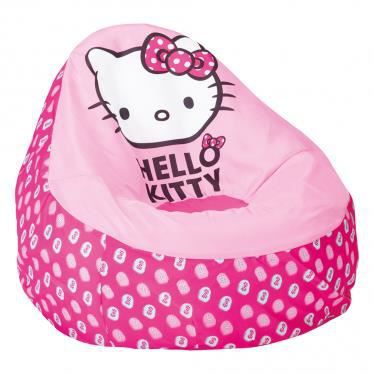 Pouf poire fauteuil hello kitty achat vente chauffeuse - Chambre enfant fille hello kitty ...
