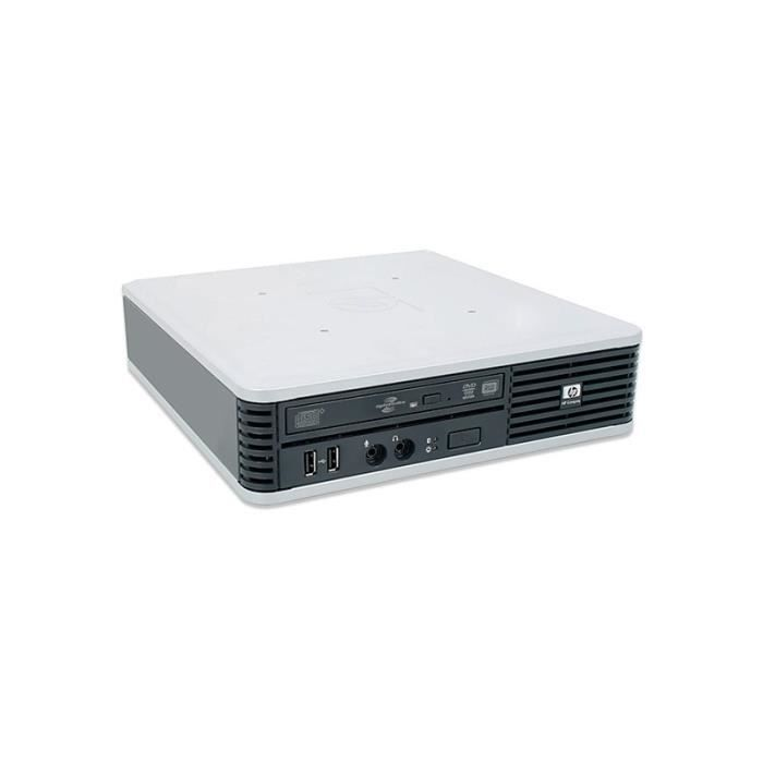 UNITÉ CENTRALE  Hp 7800 USDT  - Windows XP - C2D 2GB 160GB - PC To