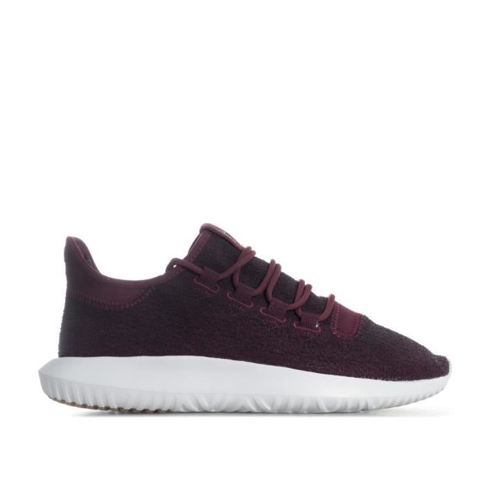 05841c2680563 Baskets adidas Originals Tubular Shadow pour homme en rouge. Rouge ...