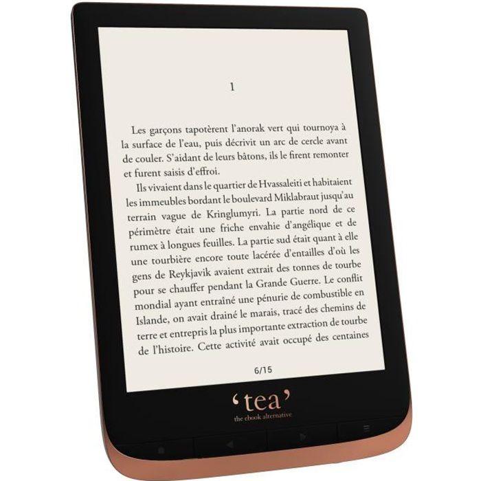 EBOOK - LISEUSE TEA Liseuse numérique Touch HD Plus - Ram : 512 Mo