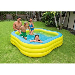 Piscine gonflable achat vente piscine gonflable pas for Piscine carre gonflable