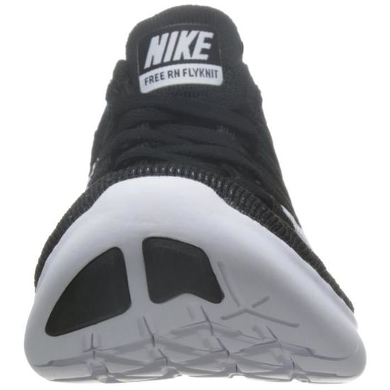 factory outlets on sale really cheap NIKE baskets running femme free rn flyknit noir - blanc GAA65 ...