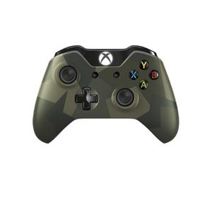 manette sans fil camouflage m90 xbox one achat vente manette console manette camouflage m90. Black Bedroom Furniture Sets. Home Design Ideas