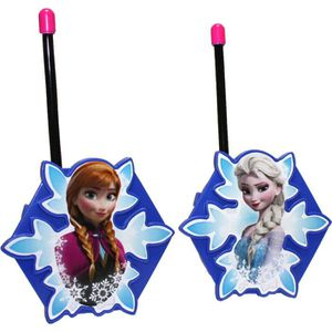 LA REINE DES NEIGES talkie walkie enfant