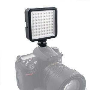 BATTERIE APPAREIL PHOTO LED 64 USB Caméra continue lumière LED Caméscope D