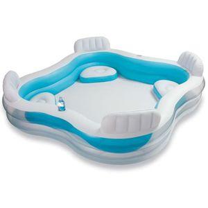 PISCINE Piscine gonflable Swim Center 56475NP