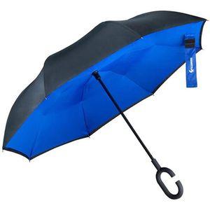PARAPLUIE Glamore Parapluie Inverse Inversé Canne Automatiqu