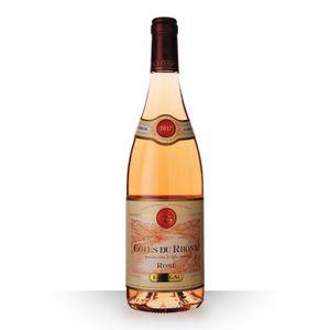 VIN ROSÉ Guigal 2017 AOC Côtes du Rhône - 75cl - Vin Rosé
