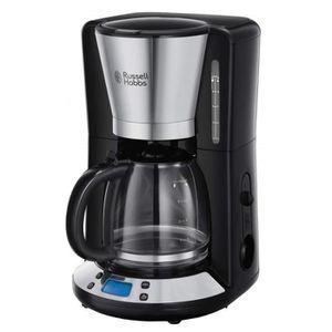 MACHINE À CAFÉ Machine à Café, Cafetière Filtre Programmable 1,25