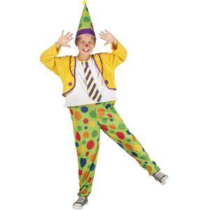 DÉGUISEMENT - PANOPLIE Déguisement De Jimbo Le Clown - Enfant
