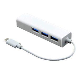 HUB CABLING®  Hub USB C Ethernet 3 Port USB 3.0 avec a