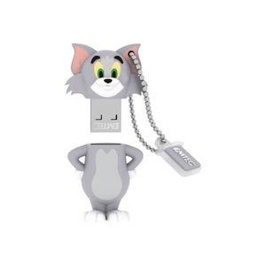 DISQUE DUR SSD EMTEC Tom & Jerry range Clé USB 8 Go USB 2.0