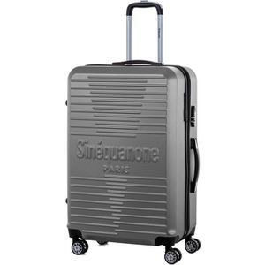 VALISE - BAGAGE SINEQUANONE Grande valise 75cms Gris Foncé