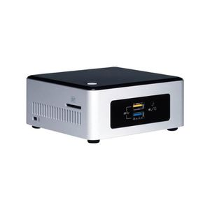 BAREBONES Intel Mini PC NUC Kit NUC5CPYH - HD Graphics - 1.6