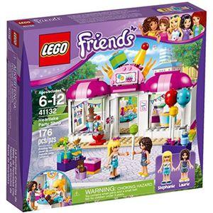 Lego 41355 FRIENDS EMMA/'s Heart Box Set jouets Emma Mini-Poupée et accessoires vacances