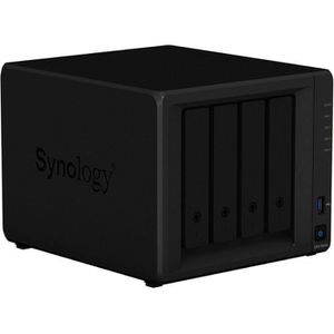 SERVEUR STOCKAGE - NAS  Serveur NAS Synology DS418 PLAY 4 Baies • Disque d