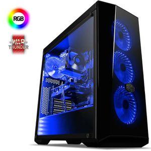 UNITÉ CENTRALE  VIBOX Eagle 6 PC Gamer Ordinateur avec War Thunder
