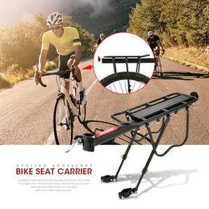 PORTE-BAGAGES VÉLO Porte-bagages Porte-siège de vélo VTT bicross bicy