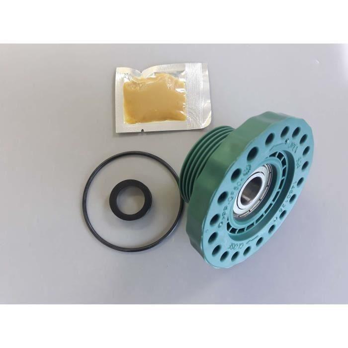 PALIER DROIT COMPLET POUR LAVE LINGE ELECTROLUX 4071430971 DIAM.17MM.(ATTENTION bien verifiez le diametre de l'axe du tambour)
