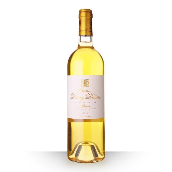 Château Doisy-Daëne 2013 AOC Sauternes - 75cl - Vin Blanc