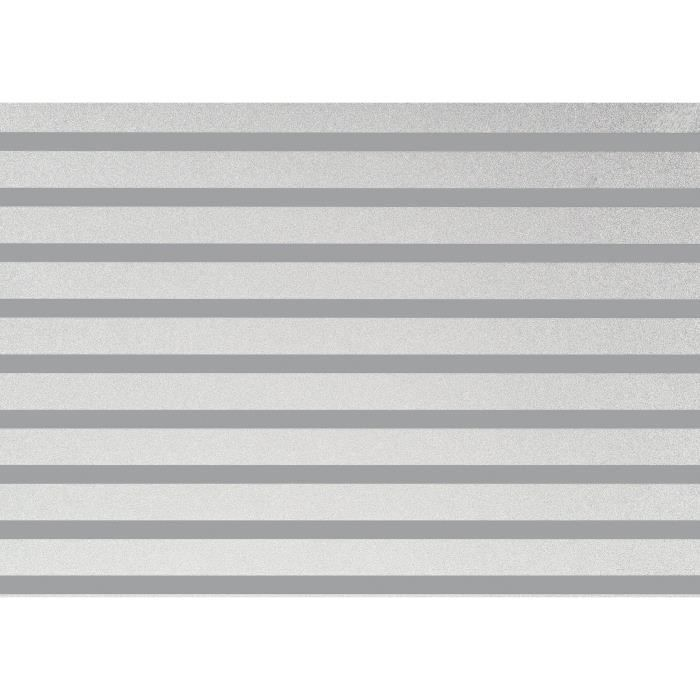 D-C-FIX Static Windows Stripes Clarity - 7,5 cm x 2 m