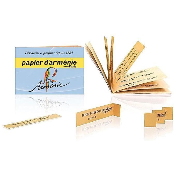 Carnet papier d'Arménie - Arménie