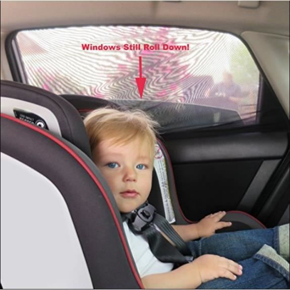 rideau pliable de voiture Auto pare-brise pare-soleil Protection UV Protection pare-soleil pour garder votre v/éhicule au frais Pare-soleil de pare-brise de voiture