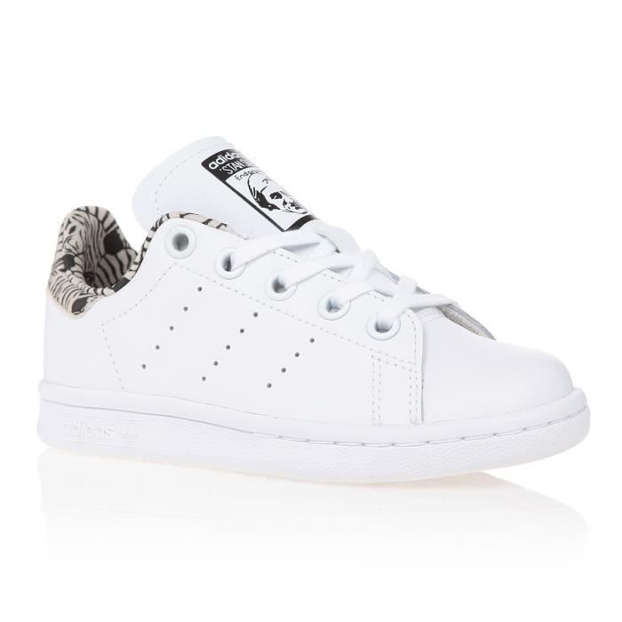 new style ab385 04c1e Adidas chaussure stan smith enfant